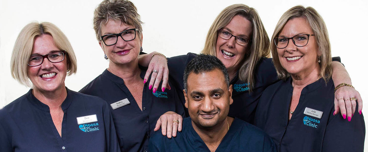 Noosa Clinic Medical Practice Staff